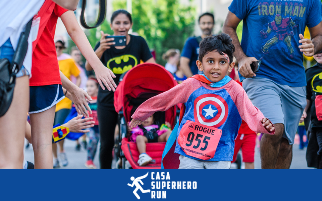CASA Super Hero 5k Fun Run